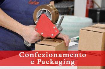 Galileo Cooperativa di servizi - Servizio di Confezionamento e packaging
