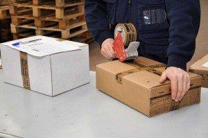 servizio di confezionamento e packaging - imballaggio