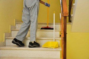 cooperativa di pulizie professionali