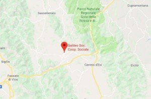 mappa-Galileo-Cooperativa di Fabriano