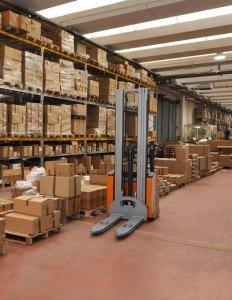 Galileo Cooperativa di Servizi - Servizio di gestione del Magazzino