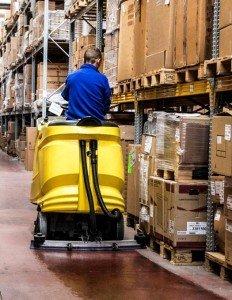Galileo Cooperativa di servizi - servizio di Pulizie industriali